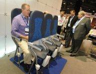 """De nouveaux """"sièges"""" pour gagner (encore) de la place dans les avions"""