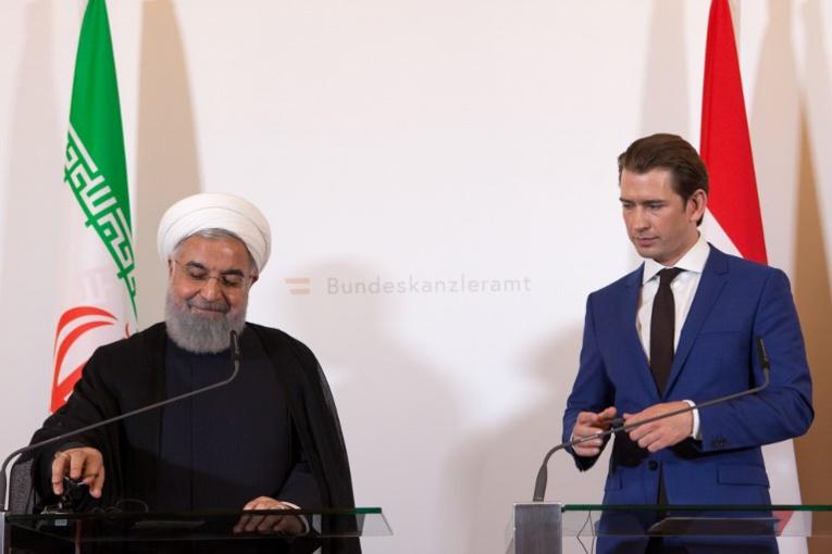 L'Iran gagne des soutiens face aux menaces américaines