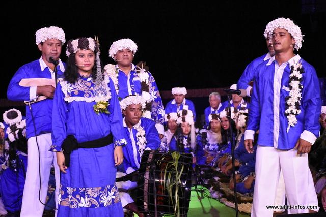 """Heiva i Tahiti : la prestation de """"Te Pare o Tahiti Aea"""" en photos"""