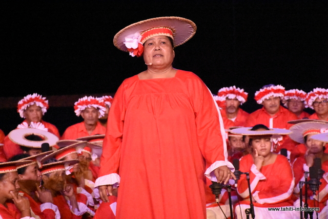"Heiva i Tahiti : la prestation de ""Tamari'i Tuha'a Pae nō Mahina"" en photos"