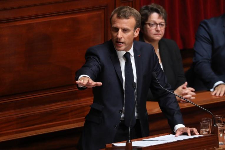 Photo : ludovic MARIN / AFP