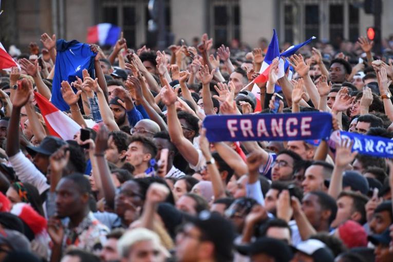 Photo : Eric FEFERBERG / AFP