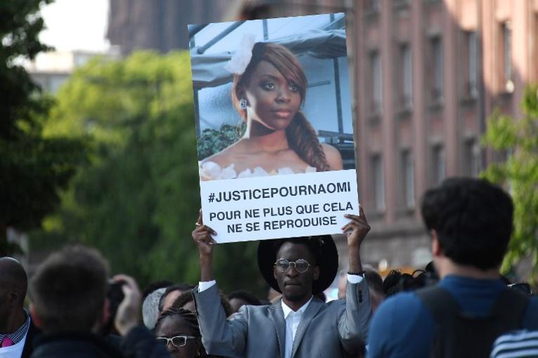 Photo : FREDERICK FLORIN / AFP