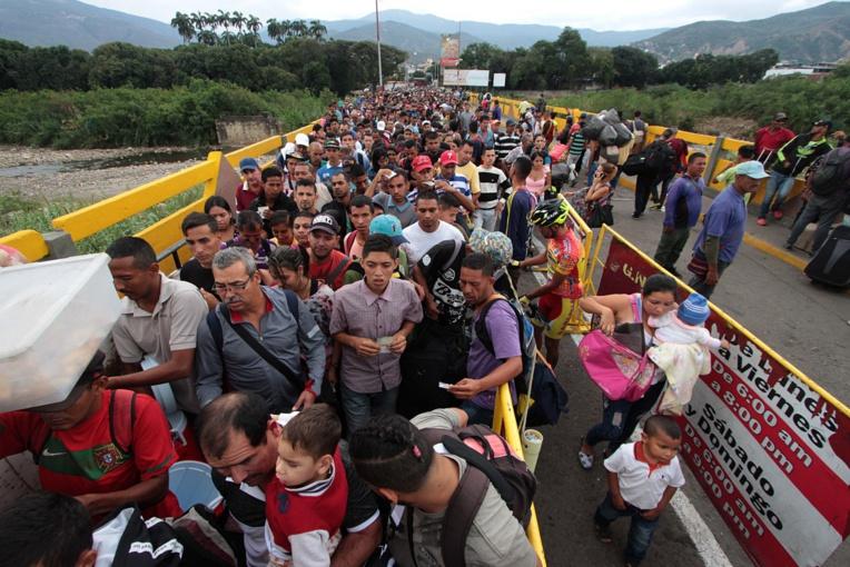 Photo : George Castallanos/AFP
