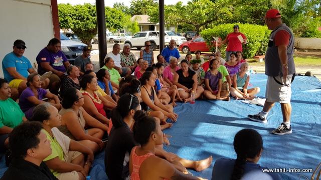 Plus de 90 chanteurs composeront le groupe O Faa'a qui concourra vendredi soir à To'atā, dans la catégorie Tārava Raromata'i.