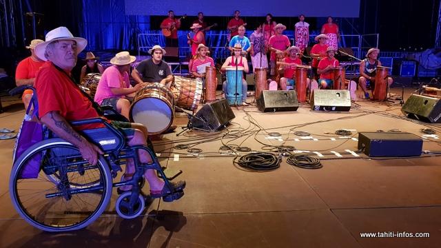 """Heikura Nui a remporté plusieurs prix dans la catégorie """"meilleur orchestre"""". Est-ce que ce sera encore le cas cette année ? Réponse à la soirée de remise des prix, la semaine prochaine."""