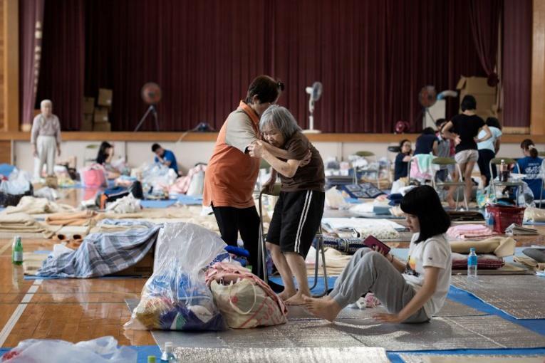 Inondations au Japon : le gouvernement annonce un bilan de 199(...)