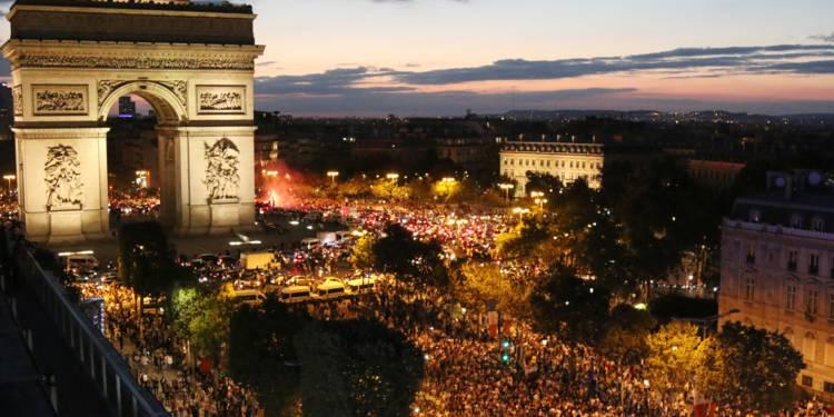 Des nuits du 14-Juillet à la finale du Mondial, Paris sera sous haute sécurité