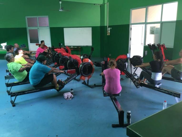 Le réseau Maita'i sport santé met en lien les patients avec des professionnels de santé (médecins, diététicienne) et des éducateurs sportifs.