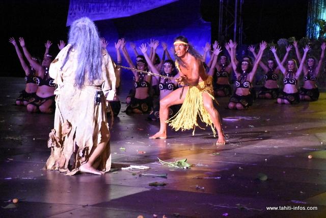 """Heiva i Tahiti : La prestation de """"Tahiti ia Ruru Tū Noa"""" en photos"""