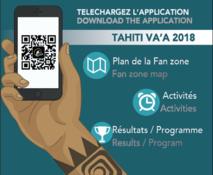 Application mobile, pour être au plus près de la compétition