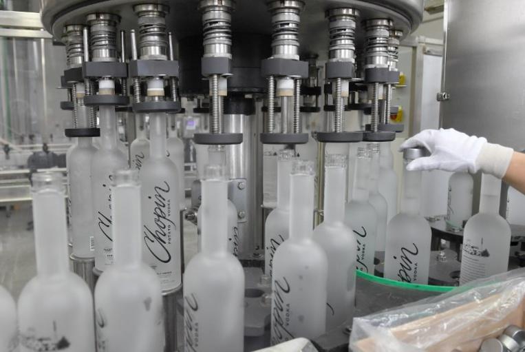 Les Polonais et leur vodka : côté pile, côté face