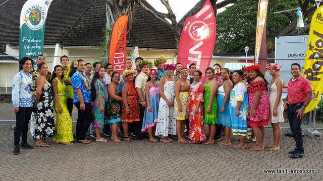 "Heiva i Tahiti : rencontre avec le staff de ""Te Fare Tauhiti Nui"""
