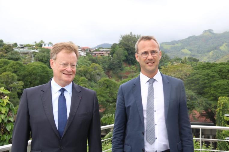 Christophe Deschamps, nouveau directeur de cabinet du Haut-commissaire