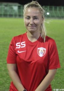 Stéphanie Spielmann, coach de la sélection