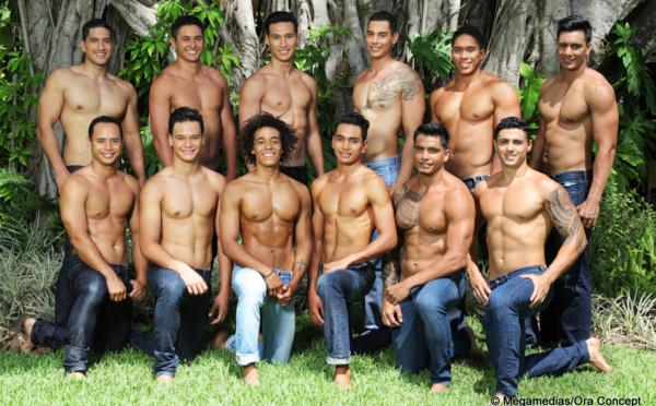 Le casting pour Mister Tahiti 2018 est ouvert