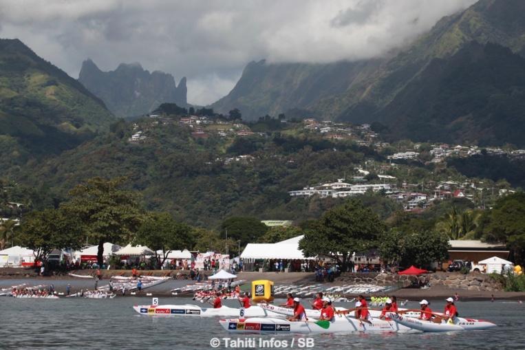 Va'a Vitesse : Championnats du Monde #1 : Tahiti en tête du(...)