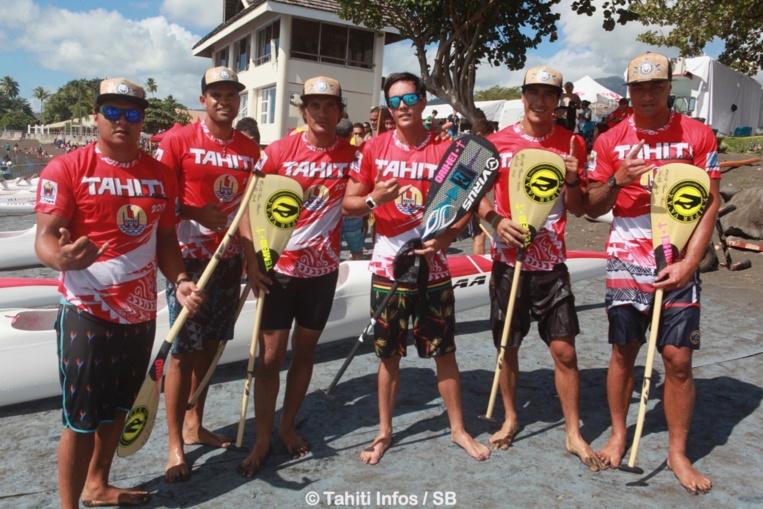 Nos Tahitiens ont fait honneur à la Polynésie française