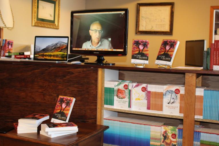 Pierre Furlan, interviewé via Skype.