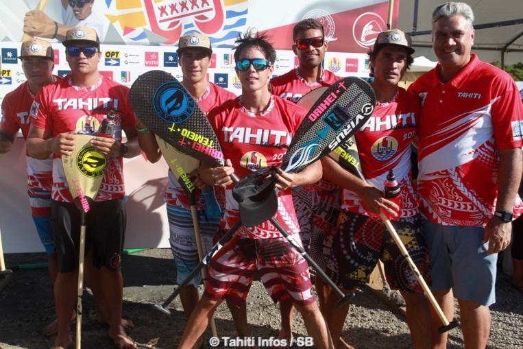 Va'a Vitesse : Championnats du Monde #2 : Tahiti gagne avec la manière