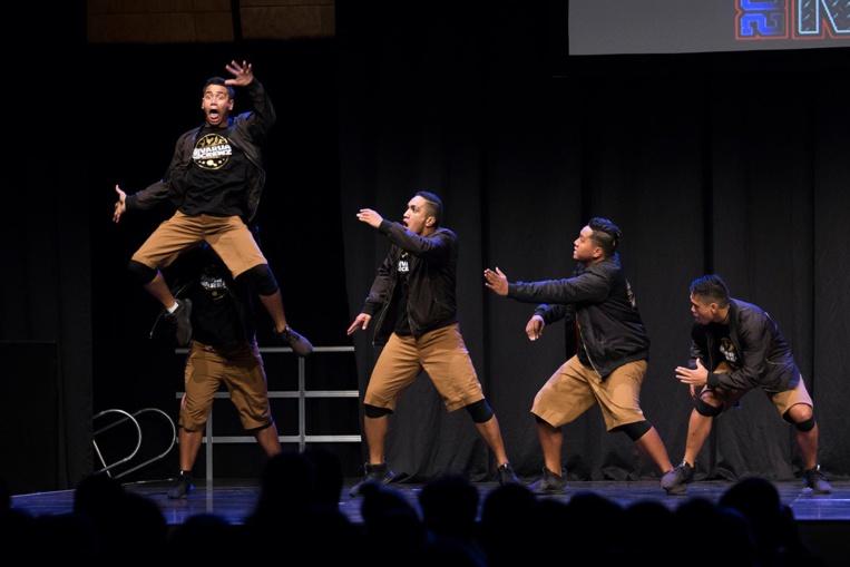 En avril dernier, les All in One se sont affrontés, en Nouvelle-Zélande, aux groupes représentant les îles du Pacifique. Une étape qui leur a permis de décrocher leur ticket pour le concours international, à Phoenix, début août.