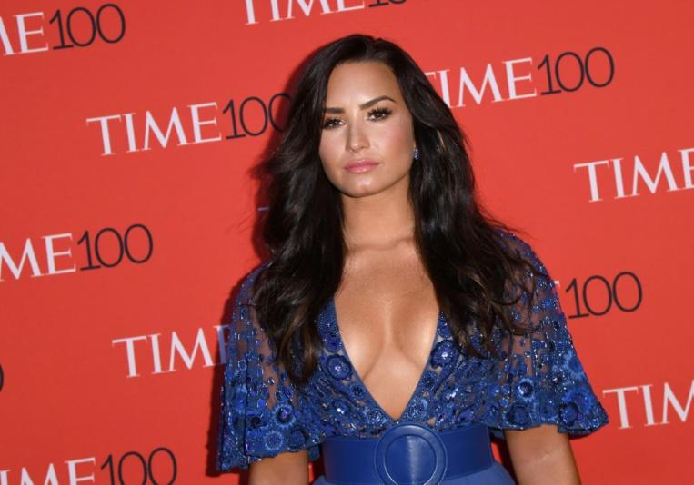 La chanteuse américaine Demi Lovato hospitalisée après une overdose