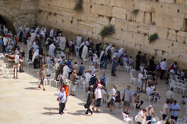 Enquête sur la mystérieuse chute d'une pierre du Mur des Lamentations