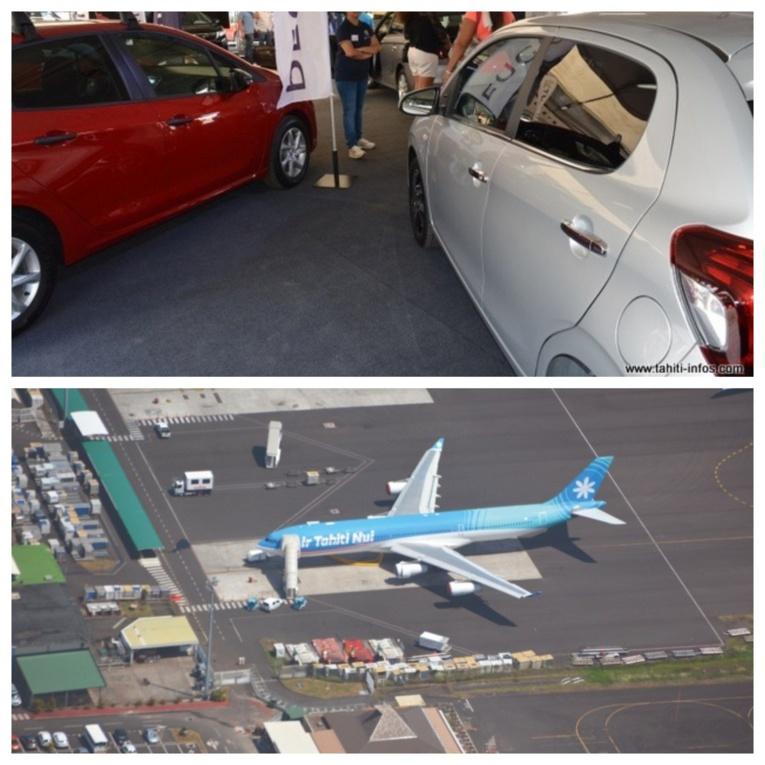 En 15 ans, le nombre de personnes transportées au départ de la Polynésie française a diminué d'environ 15%. Les immatriculations de voitures particulières sont passées de 5 400 en 2001 à 2 800 en 2015, soit une baisse de 51%.