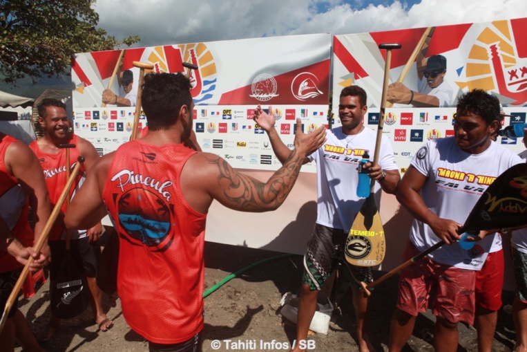 De la fraternié entre Tahiti et la Nouvelle Zélande