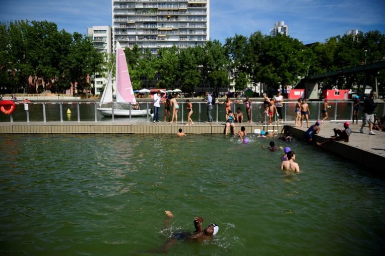 Paris: deuxième noyade dans le bassin de la Villette