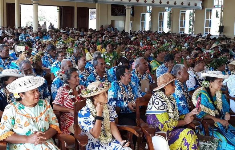 Le 134è synode de l'Eglise protestante mā'ohi s'est terminé dimanche au temple de Taunoa.