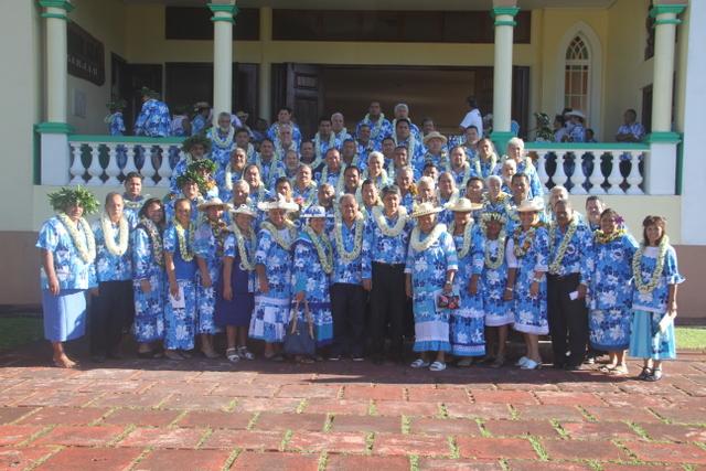 Le 135ème synode se tiendra l'an prochain, à Moorea, au sein de la paroisse de Afareaitu.