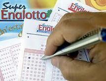 Loto: un jackpot record de 164,4 millions d'euros en jeu en Italie