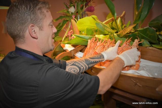 Les langoustes seront les grandes stars de ce Te Hura Nui.