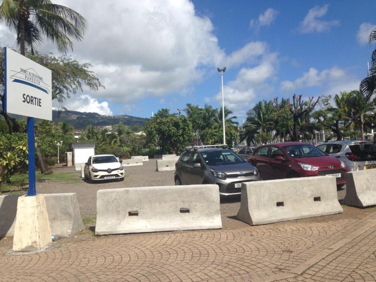 Un parking gratuit sur le front de mer pendant un an