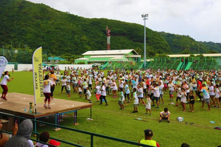 Pour finir la journée, une séance de Fit'Dance sera offerte aux participants.