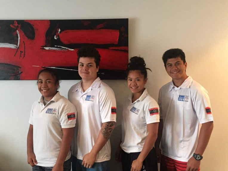 Le Venus Judo Club regorge de talents