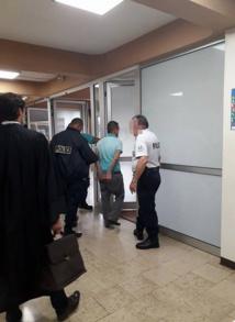 L'homme lors de sa comparution devant le tribunal correctionnel le 13 février dernier.