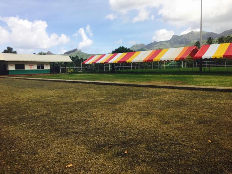 Le challenge de pétanque démarre ce vendredi au Boulodrome à Taiohae.