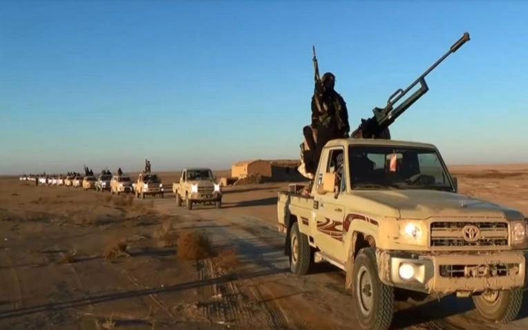 Perpétuité en Irak pour un Français et une Allemande membres de l'EI