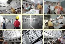 """Ouverture en Polynésie d'un hôpital """"vitrine de la technologie française"""""""