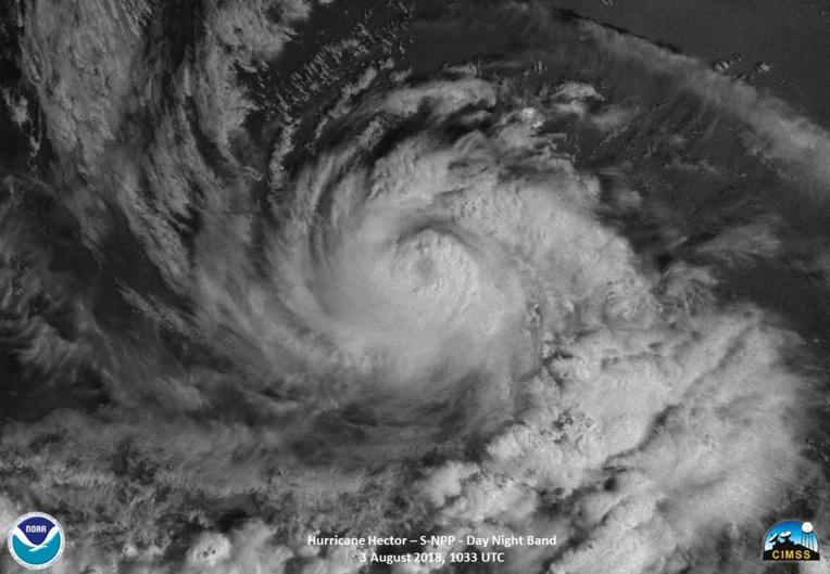 Un ouragan se dirige vers Hawaï, un autre vers le Mexique