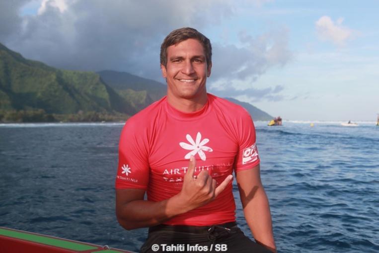 Surf Pro -Trials 2018 : Mateia Hiquily et Tikanui Smith réalisent un rêve