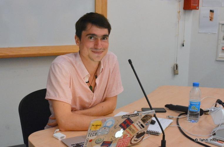 Matti Schneider, innovateur public