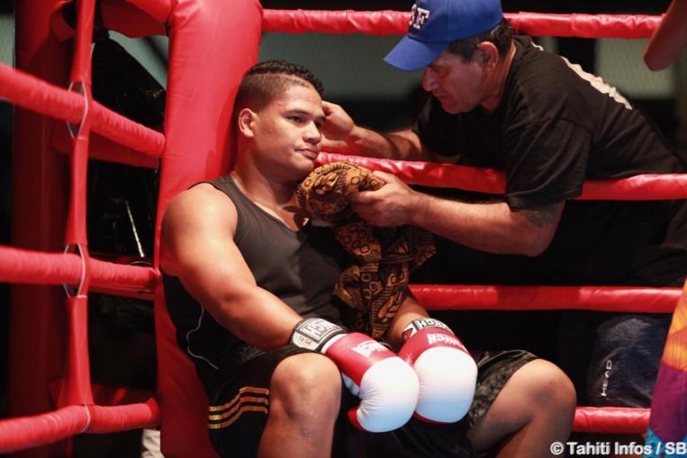 Ariitea Putoa, un de nos meilleurs boxeurs