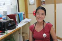 Karine Giraud est la nouvelle directrice de l'école Saint-Michel à Pirae.
