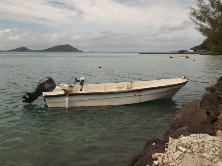 Le modèle d'embarcation à bord duquel la disparue a été vue pour la dernière fois, dimanche.