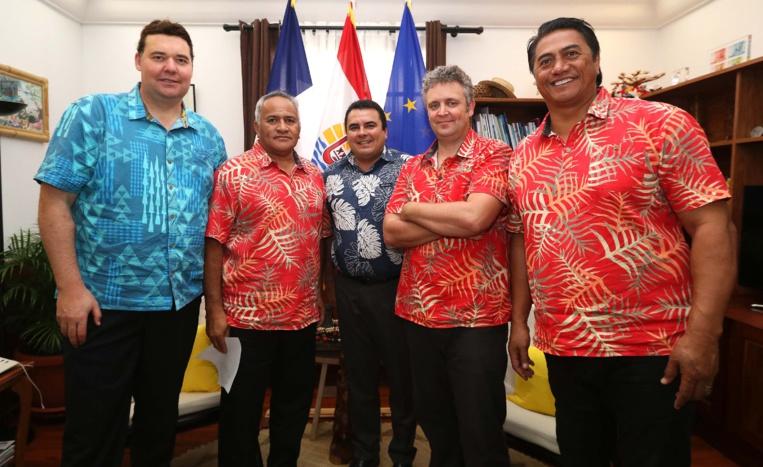 Village tahitien : signature du protocole d'accord ce vendredi