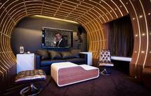 Hotel 007 à Paris, dormir avec James Bond
