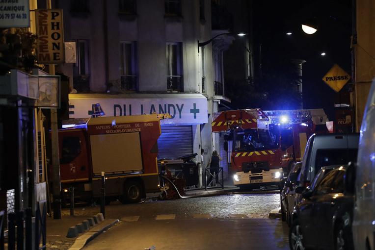 Sept blessés graves, dont cinq enfants, dans un incendie à Aubervilliers